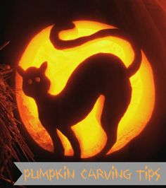 Easy tips to help carve pumpkins