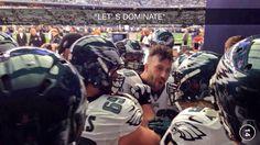 Lets do this!! #FlyEaglesFly #EaglesNation #Eagles #Philly #Philadelphia #PhiladelphiaEagles #Football #DallasSucks #GiantsSuck #RedskinsSuck #BeedGreen #BirdGang #EaglesTerritory #WeBleedGreen #PhillyFootball #EaglesNest #EaglesPride #EaglesFootball #RoadToSB51 #NFL
