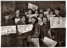 vintage everyday: America's Children 1850-1930