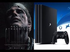 PS4 PRO's Death Stranding Uses Sucker Punch Game Engine & Renders in Nat...