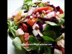 Ensalada Primavera [Recetas de ensaladas] Ensaladas para adelgazar - http://dietasparabajardepesos.com/blog/ensalada-primavera-recetas-de-ensaladas-ensaladas-para-adelgazar/