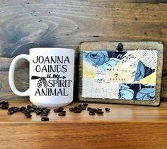 Joanna Gaines Spirit Animal Mug