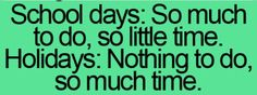 This describes my life perfectly!