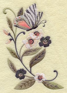 Machine Embroidery Designs at Embroidery Library! - Color Change - F9069