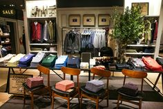 CLUB MONACO Opens Global Flagship Store in New York City on Renowned 5th Avenue, via A Continuous Lean