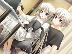 Yosuga no Sora: I have much to say for this series but I'm just not going to say them.