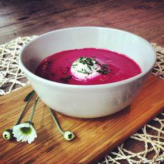 """Crema """"Borsch"""" #EstoEsBroadway #Homemade #Soup"""