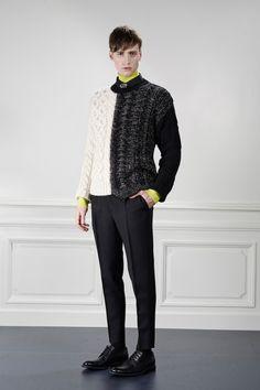 Viktor & Rolf Fall 2015 Menswear
