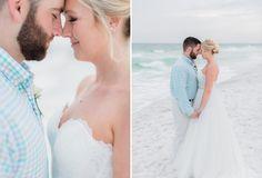 BHLDN Beach Wedding Inspiration | Emerald Coast Destination Wedding Photographer | The Jacksons Photography