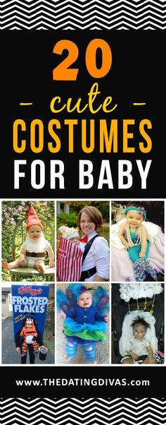 Looking for Halloween costume ideas for couples, families, babies, maternity and more? We've rounded up 101 amazing costumes with plenty of DIY! Cute Costumes, Family Costumes, Baby Costumes, Costume Ideas, Last Minute Halloween Costumes, Halloween Kostüm, Creative Halloween Costumes, Dating Divas, Holden Boy