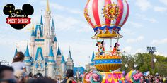 It might be a small world after all, but the Disney parks can be seriously overwhelming.