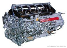 Engine beauty