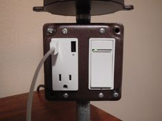 1000 Images About Diy Usb Charging Station Lamp On