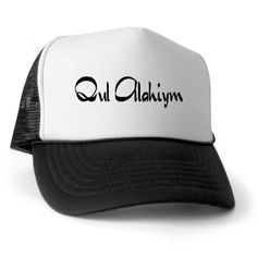 qul alahiym Cap on CafePress.com