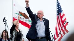 """Bernie Sanders said Tuesday he was """"really disappointed"""" and """"upset"""" that The Associated Press declared rival Hillary Clinton the presumptive Democratic nominee on the eve of primary elections in six states, adding a somewhat muted voice to the outrage expressed by many of his supporters. ..."""
