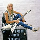 Michael Schenker* - MSG 1986