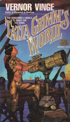 Vernor Vinge.  Tatja Grimm's World