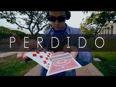 PERDIDO // cardistry x magic // Zach Mueller - YouTube
