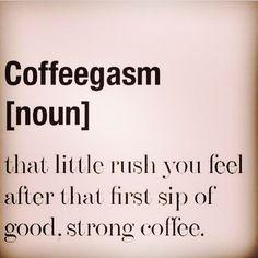 coffeegasm More