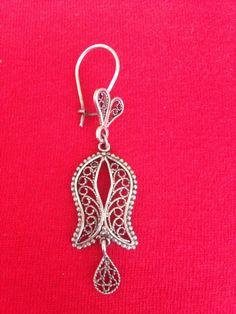 Telkari silver authantic earings are by ysauthenticjewelery, $30.00