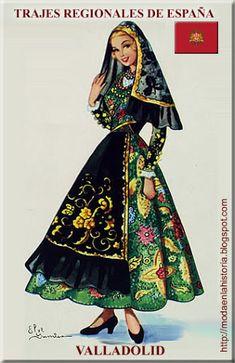 Regional, Spain Culture, Andalusia Spain, Folk Costume, Doll Patterns, Aurora Sleeping Beauty, Feminine, Female, How To Wear