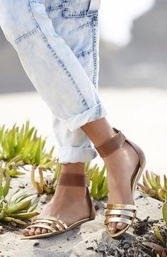 Louise et Cie 'Oroyo' Wedge Sandal   Nordstrom - I feel like I need these