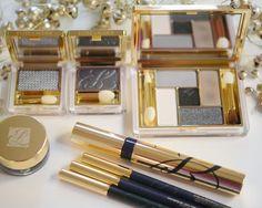 Estee Lauder Makeup: Eye Shadows and Mascara