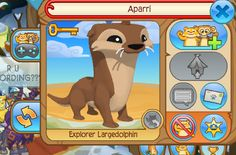 Omg, today Aparri traded me it was the best day of my animal jam life.......