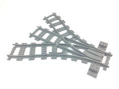 Lego Track, Lego Train Tracks, Lego Projects, Custom Lego, Train Layouts, Cool Lego, Lego Building, Everyday Objects, Lego Creations