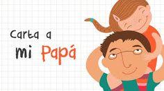 Lo he visto en http://diadelpapa.com/cartas-para-papa/