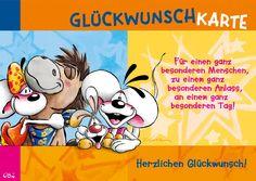 Glückwunschkarte | Diddl | Echte Postkarten online versenden | Diddl