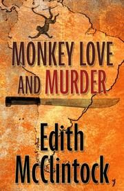 Kirkus Review of Monkey Love and Murder