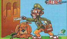 Memín Pinguín .Personaje de historieta  fué creado por Yolanda Vargas y dibujado por Sixto Valencia.