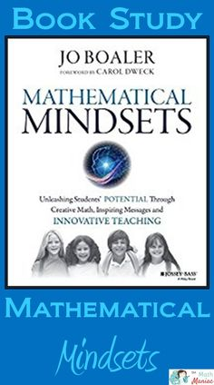 How does your mindset effect how you learn math? What can you do about it? Join us on a journey to better teaching as we discuss mindset and read this book together!