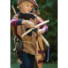 Wooden Toy Crossbow in Dress-Up – Nova Natural Toys & Crafts