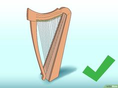 How to Make a Harp: 12 Steps (with Pictures) - wikiHow