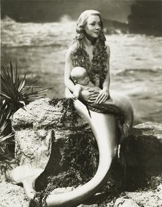 "Glynis Johns in ""Miranda"" 1948"