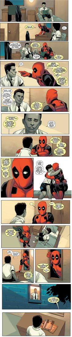 Good Guy Deadpool  // funny pictures - funny photos - funny images - funny pics - funny quotes - #lol #humor #funnypictures