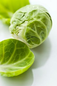 Food for Thought – 5 Things to Love About Brussels Sprouts  (** I'm determined to try to like these!)