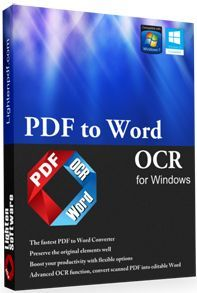 With Lighten PDF to Word Converter, you can convert PDF to well-formatted Microsoft Word (.docx, .doc, .txt). Move all the content from PDF to Word without spending...