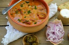 Supa cremoasa de fasole boabe - Retete culinare by Teo's Kitchen Thai Red Curry, Food And Drink, Cooking, Healthy, Ethnic Recipes, Food, Kitchen, Health, Brewing