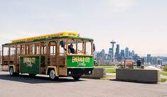 Seattle Emerald City Trolley