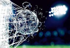 Water ball on Behance