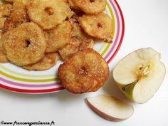 Partout où il y a des pommes, suivent tartes et beignets. Ce constat vaut  pour l'Alsace autant que pour la majorité des autres régions françaises. Si  les beignets adoptent des présentations et des compositions différentes*,  la plupart jouent un rôle de dessert. Or, en Alsace, ce beignet accomp