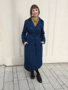 Named Clothing Isla Trench Coat - The Magnificent Thread