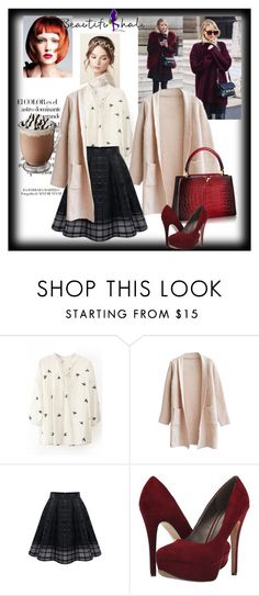 """""""Beautiifulhalo-IV/3"""" by nihada-niky ❤ liked on Polyvore featuring Arco, Michael Antonio, women's clothing, women, female, woman, misses, juniors, beautifulhalo and bhalo"""