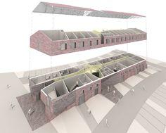 Business Incubator / h2o architectes