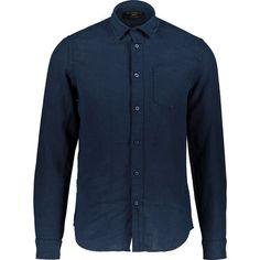 Navy Linen Shirt Shirt Outfit, Shirt Dress, Peter Blake, Tailored Suits, Tk Maxx, Kid Shoes, Casual Shirts, Women Accessories, Navy