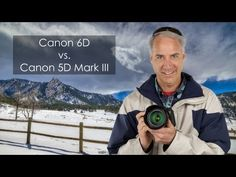 Canon 6D vs Canon 5D Mark III Which One to Buy - YouTube