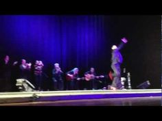 Cristian Truco en Venezuela Premio Torbellino Flamenco 2012